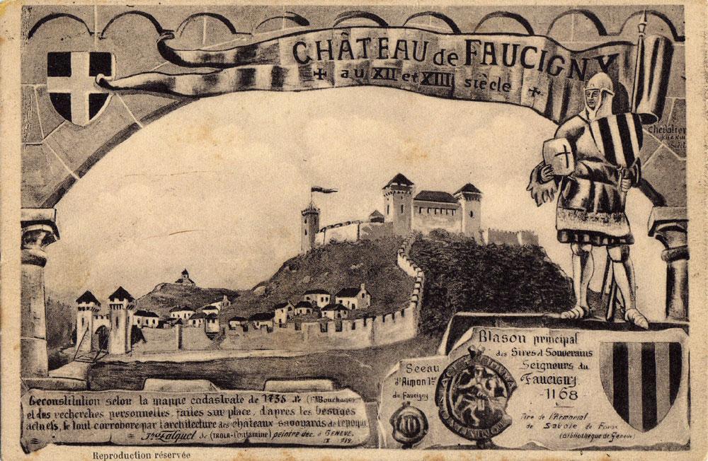 Château de Faucigny