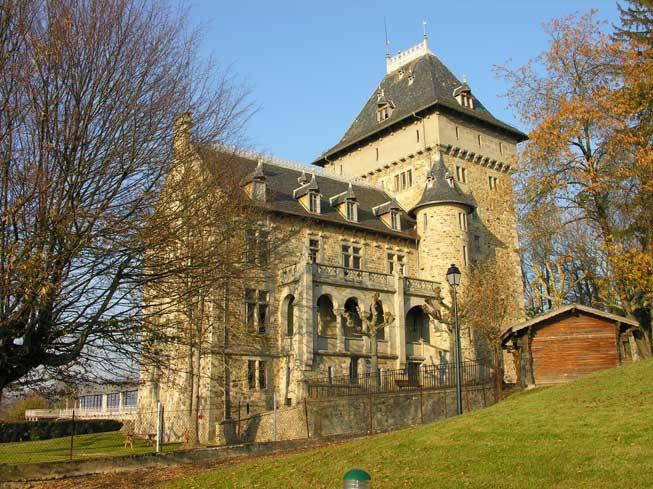 Château de Villy<br /> Sud Ouest