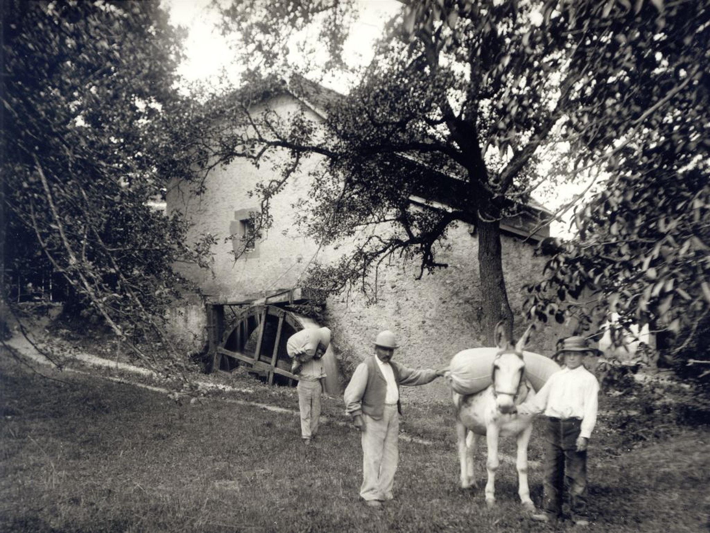 Moulin de Veyrier <br /> à Etrembières