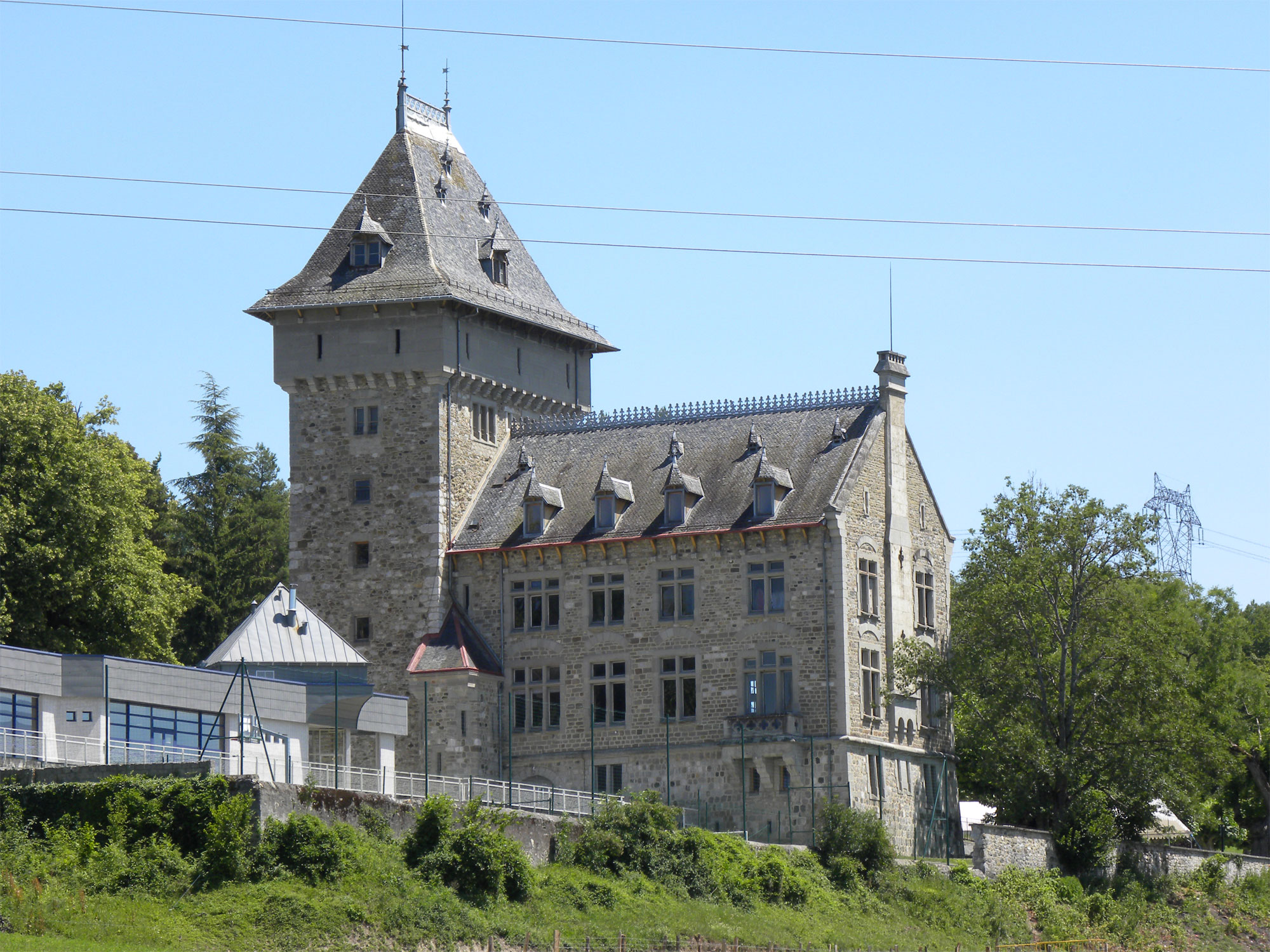 Le Château de Villy<br /> 2011