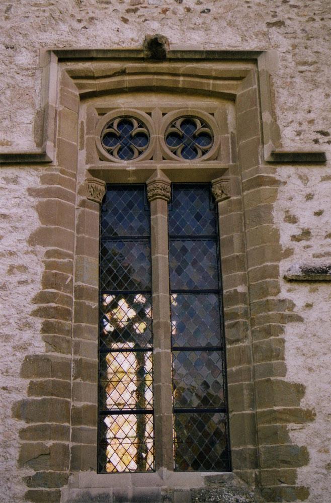 L'église de Contamine-sur-Arve