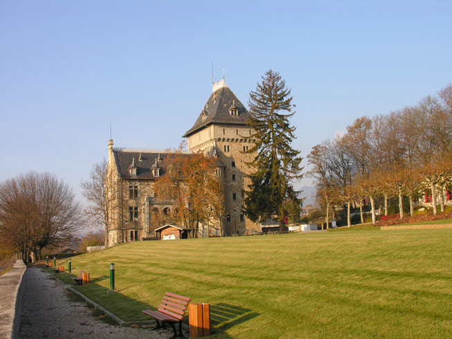 Château de Villy