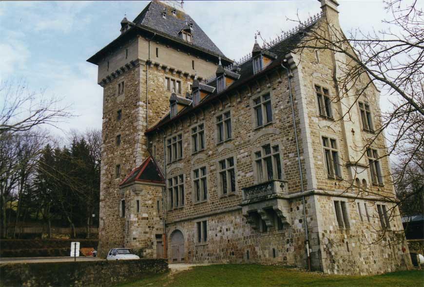 Château de Villy<br /> Nord Ouest