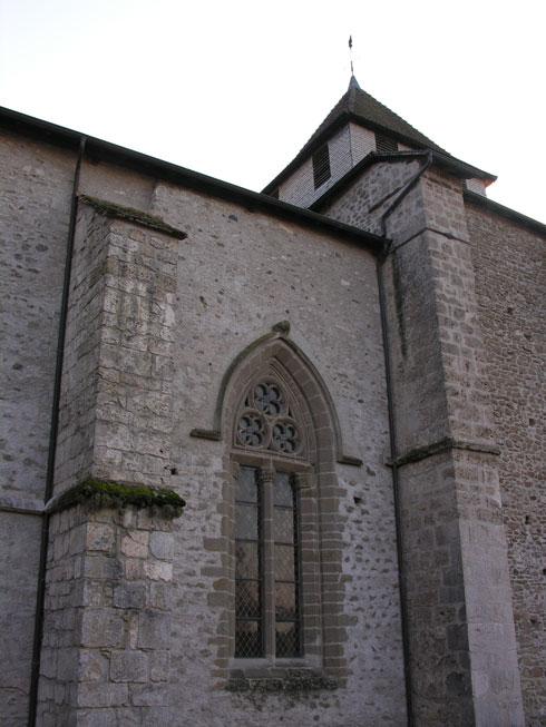 L'église Sainte-Foy